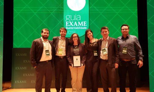 Prêmio Guia Exame de Sustentabilidade